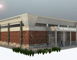 #13 for Church Building Rendering by ujenzi