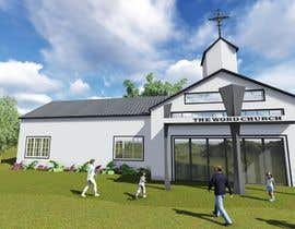 #9 for Church Building Rendering by preetighosh2324