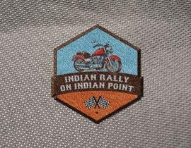 #6 for Design a motorcycle rally patch by rosulasha