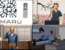 #30 для Create an advertising explainer animation от fb58d74d6b42490