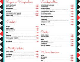 #41 for Design a menu based on the current developed website design by dhkite