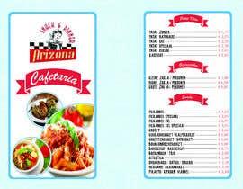 #25 for Design a menu based on the current developed website design by mogamal90