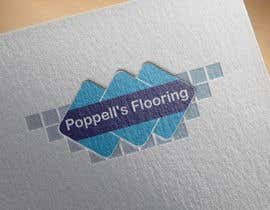 #115 for Poppell's Flooring logo by sk01741740555