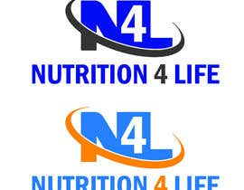 nº 106 pour Logo Design for (Nutrition 4 Life) par sahed3949