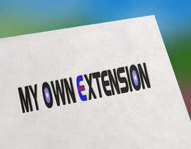 "nº 24 pour Create a Logo For ""My Own Extension"" word par imdmonjurul205"
