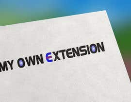 "nº 17 pour Create a Logo For ""My Own Extension"" word par maxratan01"