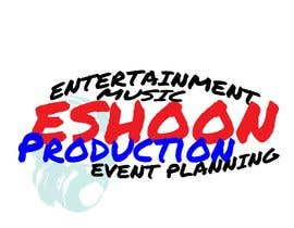 "#31 untuk I need a logo designed. ""Eshoon Productions "" Details ( Music , Entertainment & Event planning Company ) oleh musketrider"
