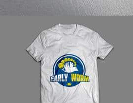 "#107 cho Logo representing ""The early worm gets the bird"" bởi PsDesignStudio"