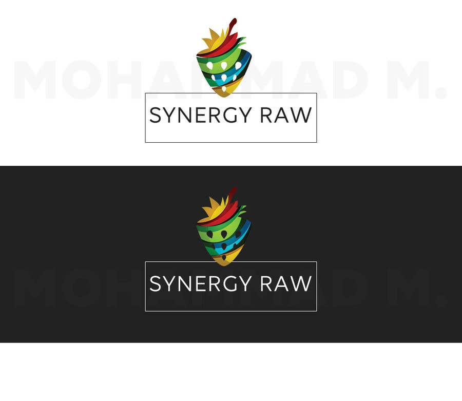 Penyertaan Peraduan #37 untuk Design of a logo and label for a juice bottle / company