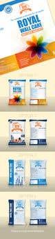Imej kecil Penyertaan Peraduan #24 untuk Design a creative packing cover for Wall care putty