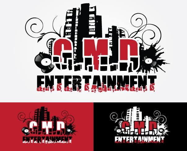 Penyertaan Peraduan #20 untuk G.M.D Entertainment