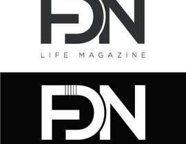 #54 for Magazine Cover Design + Logo af rokeyastudio