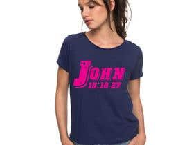 #33 for John 15:18-27 T-shirt design by Rezaulkarimh