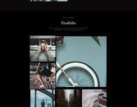 Nro 87 kilpailuun Dark design for personal website käyttäjältä Nibraz098