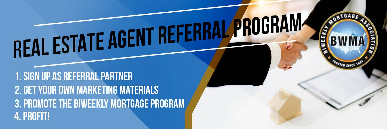 "Kilpailutyö #6 kilpailussa Need website banner for ""Real Estate Agent Referral Program"""