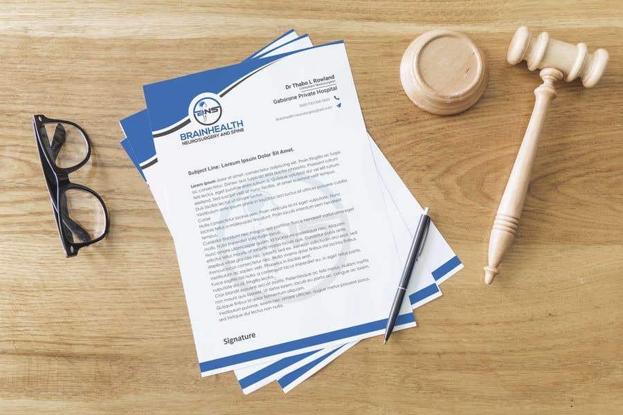 Proposition n°11 du concours letterhead design