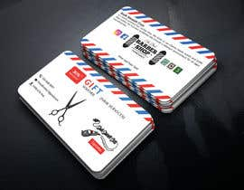 #37 for Design a business card for a hair barber [FAST TURNAROUND] [OTHER PROJECTS AVAILABLE] af DtRahul