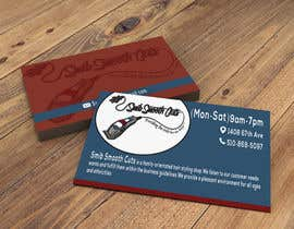 #31 for Design a business card for a hair barber [FAST TURNAROUND] [OTHER PROJECTS AVAILABLE] af sadiaj0324