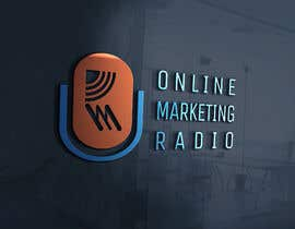 #50 для Logo for Podcast onlinemarketingradio.de от davutgonen