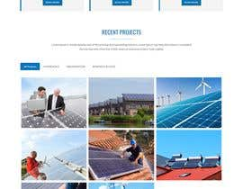 #41 for Design a new homepage for a construction company. af designersart99