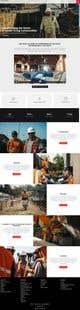 Konkurrenceindlæg #28 billede for Design a new homepage for a construction company.