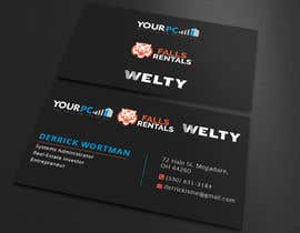 nº 17 pour Design Business Card (I have 3 companies) par rockonmamun