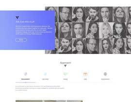 #3 untuk Creeer een website template oleh AlphabetDesigner