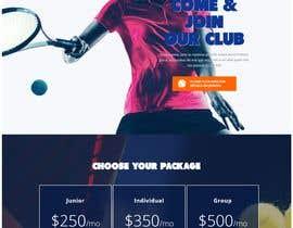 #12 untuk Creeer een website template oleh jahanzaibtariq2