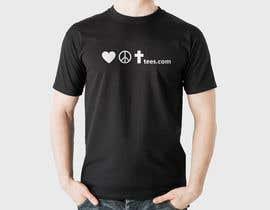 mahabub14 tarafından Simple logo for a T-shirt business. Love Hope and Faith Tees için no 32
