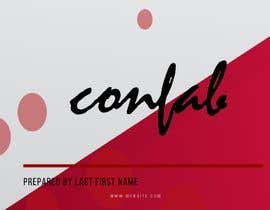 #25 for Powerpoint Design af Bouidad