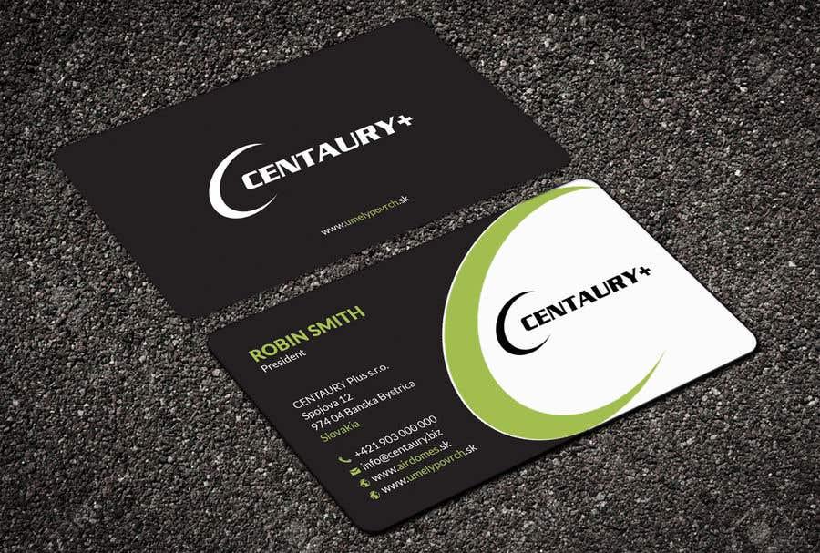 Konkurrenceindlæg #100 for Business card design