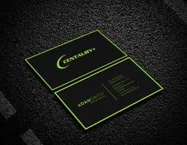 #169 for Business card design af innocentgreen1