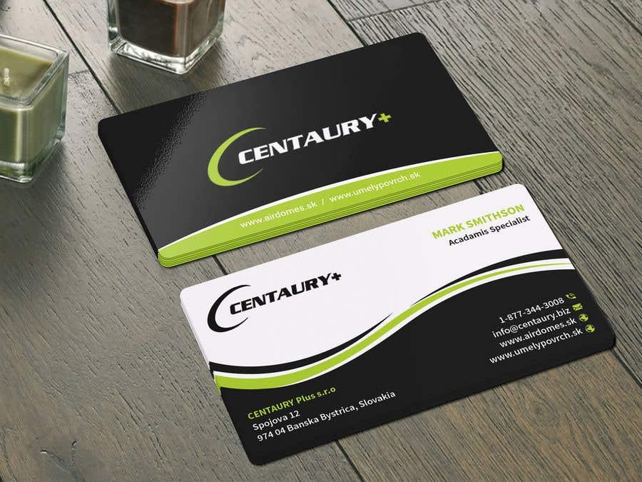 Konkurrenceindlæg #184 for Business card design