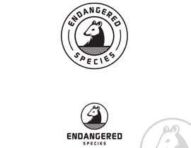 nº 38 pour Logo Design - Endangered Species par CreativityforU