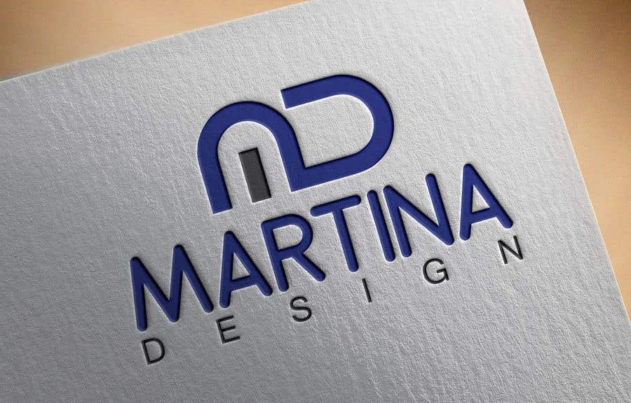 Konkurrenceindlæg #121 for MD Fashion designer logo