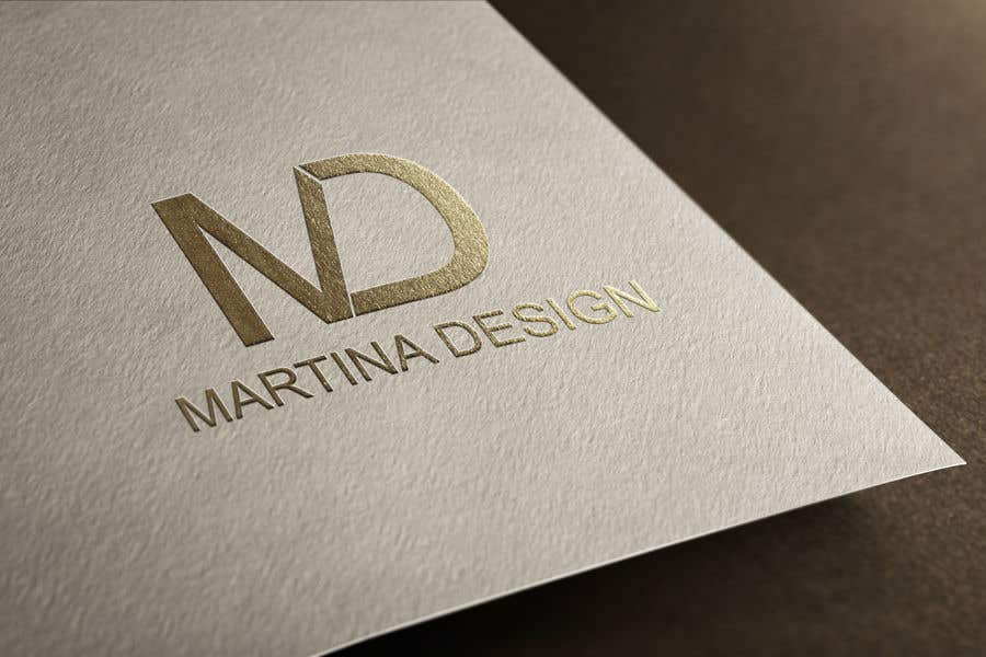 Konkurrenceindlæg #110 for MD Fashion designer logo