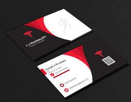 #90 for Need a label design for business cards. by imransharker934