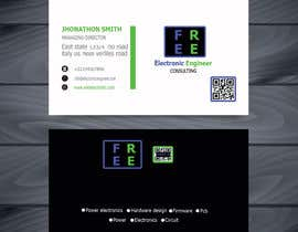 #95 for Need a label design for business cards. by imransharker934