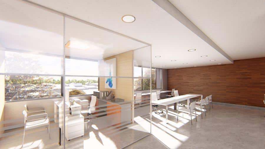 Proposition n°6 du concours interior design for Office