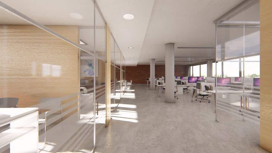 Proposition n°7 du concours interior design for Office