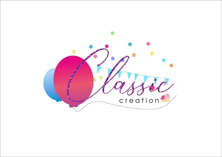 Penyertaan Peraduan #23 untuk Classic Creations Events