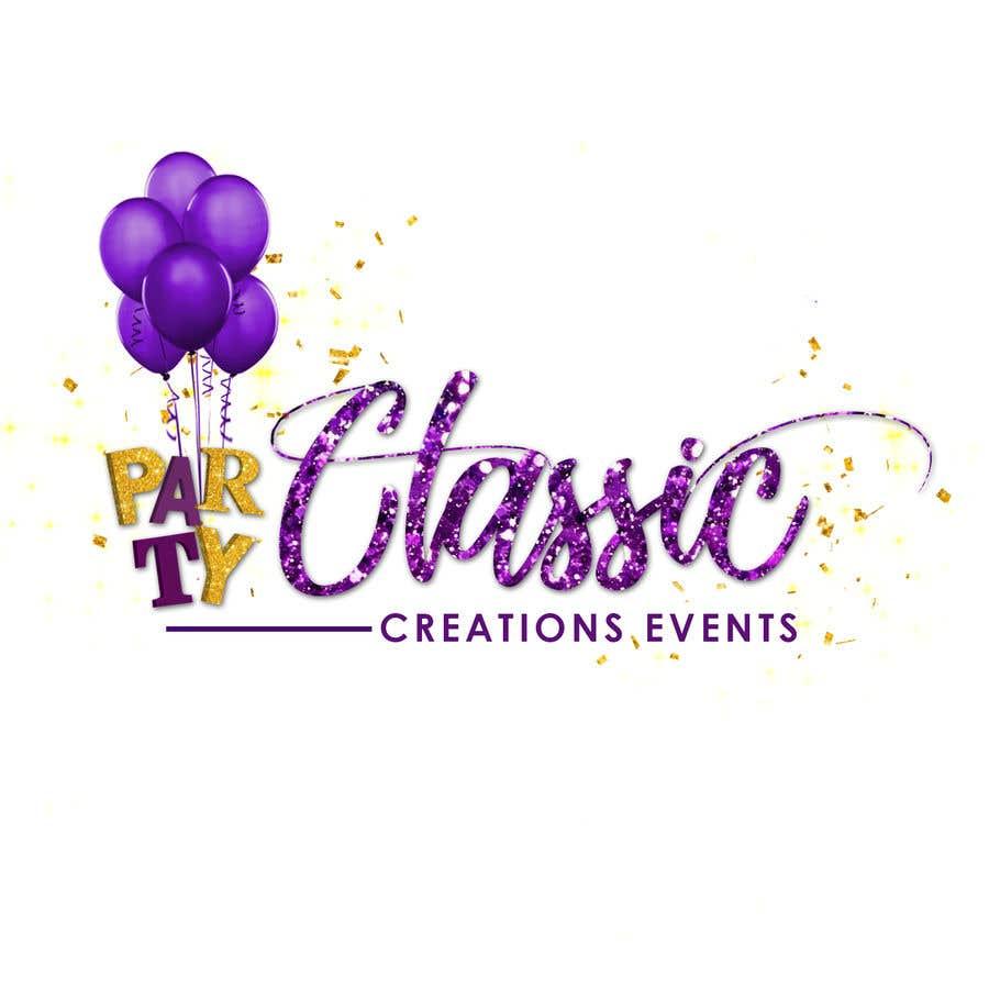 Inscrição nº 53 do Concurso para Classic Creations Events