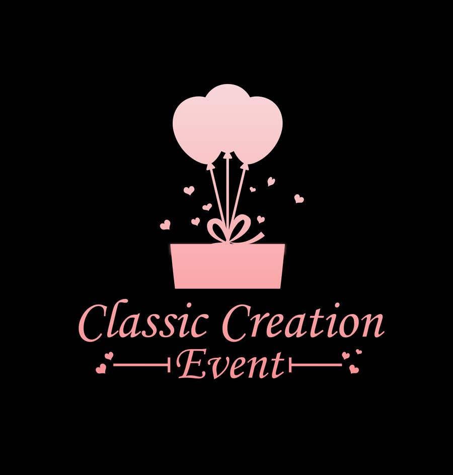 Inscrição nº 47 do Concurso para Classic Creations Events