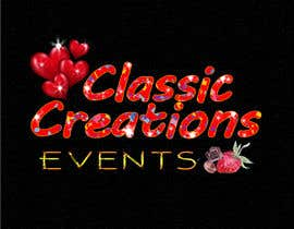 #60 para Classic Creations Events por pjanu