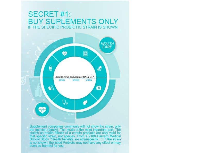"Intrarea #6 pentru concursul ""1 page Infographic project with potential future 11 pages"""