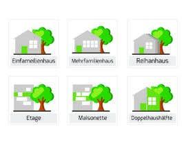 #34 for Designe a button af GlossyDesign