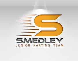 #37 for LOGO: SMEDLEY JUNIOR KARTING TEAM by mithunbiswasut