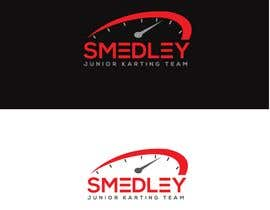 #119 for LOGO: SMEDLEY JUNIOR KARTING TEAM by ehedi918