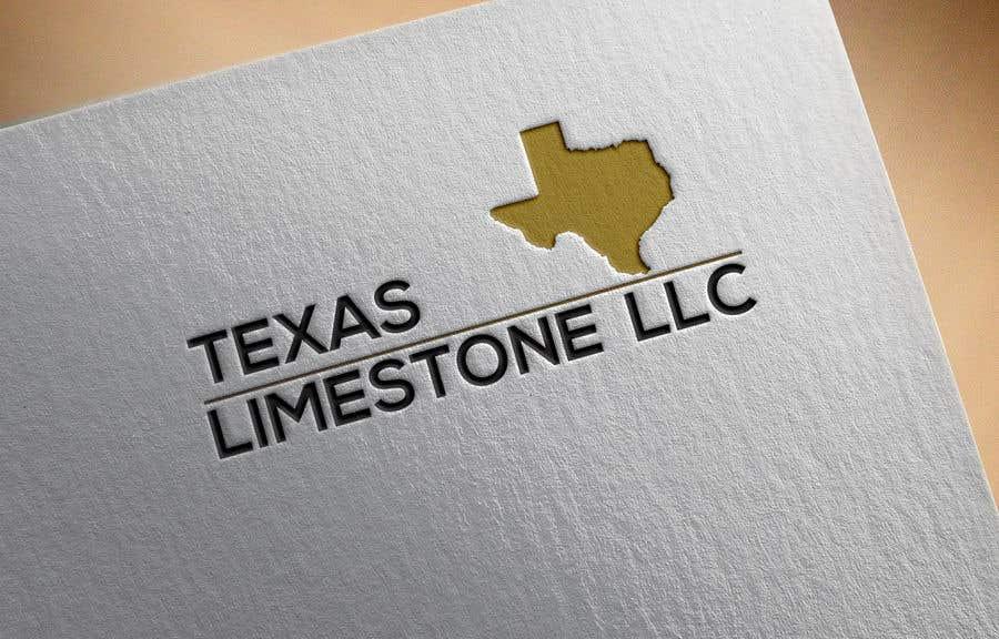 Penyertaan Peraduan #32 untuk Design A Logo For Limestone Rock Seller