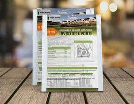 #30 para Design Investor Report in Word from Current Old Version por denkokaja